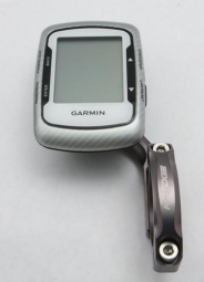 K-EDGE Support guidon pour Garmin Edge Gris