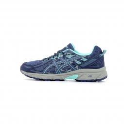 Chaussures de Trail Femme Asics Gel Venture 6 Women Bleu
