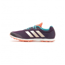Chaussures d'Athlétisme Femme adidas running XCS Spikeless W Rouge
