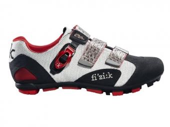 Chaussures VTT Fizik M5 Uomo 2013 Noir Gris