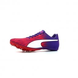 another chance b9a24 3b5df Chaussures d Athlétisme Femme Puma EvoSpeed Sprint V WNS Violet