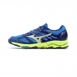 Chaussures de trail mizuno wave mujin 4 homme 40