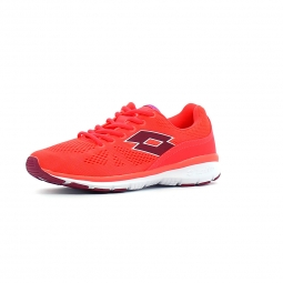hot sale online 5e633 04158 Chaussure running lotto femme