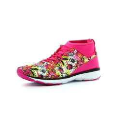 Chaussures de Cross Training Femme Lotto Ariane Mid IV AMF Rose