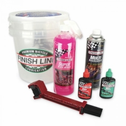 finish line kit entretien pro care 6 0