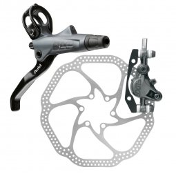 2013 Avid Elixir 7 Front Brake Disc + HS1 200mm Grey