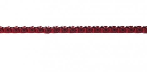 SPANK Chaine Demi Maillon TWEET TWEET Single Speed Rouge