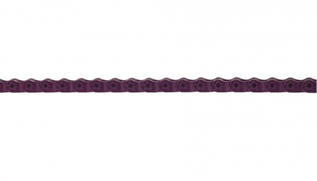 spank chaine demi maillon tweet tweet single speed violet