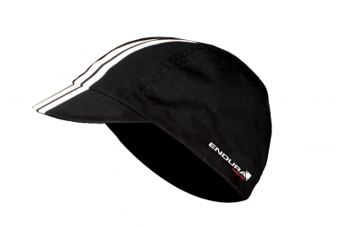 ENDURA FS260-Pro Hat Cap Black White