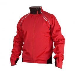 endura helium packable jacket red m