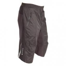 endura superlite waterproof shorts black m