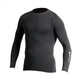 endura t shirt manches longues frontline noir xl