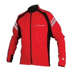 endura windchill ii jacket red l