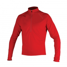 endura maillot manches longues xtract rouge xl