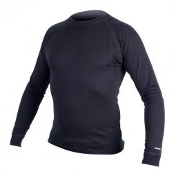 ENDURA T-shirt Manches longues BASELAYER BaaBaa Merino Bleu