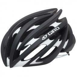 GIRO Aeon Rennradhelm - Schwarz/Weiß