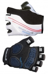 Pair of Gloves Short ENDURA FS260 AEROGEL MITT White