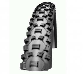 pneu schwalbe nobby nic 26 tubetype rigide liteskin dual compound performance 2 25