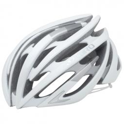 casque giro aeon blanc argent l 59 63 cm