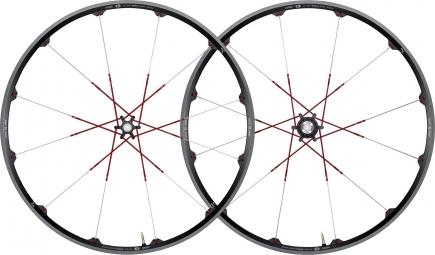 CRANK BROTHERS COBALT wheelset 3 Black / Red