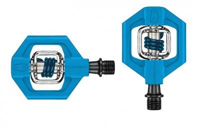 CRANKBROTHERS Paire de Pédales CANDY 1 Bleu