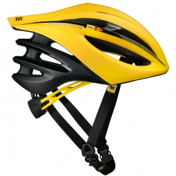 2012 Mavic Plasma SLR Helmet Yellow / Black