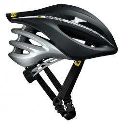 Mavic Plasma Helmet Black / Silver Metal