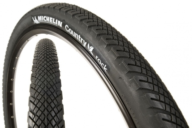 Cubierta Tubetype  Michelin Country Rock 26''x1.75 Rígida