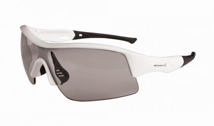 endura paire de lunettes benita blanc