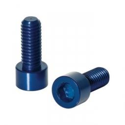 XLC Vis pour porte-bidon Bleu