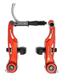 promax etrier de frein v brake 85mm rouge