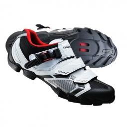 Chaussures VTT Shimano M088W Blanc Noir