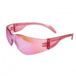 Endura paire de lunettes rainbow rose semi mirror