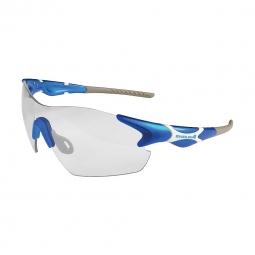 endura paire de lunettes crossbow bleu photochromique