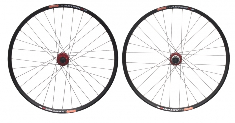 By WASP ASTERION Wheelset 26 'Hub WASP by Red AIVEE