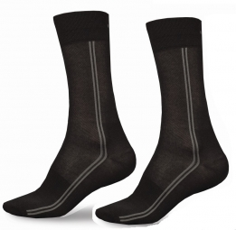 Endura 2 pares de calcetines largos coolmax black 37 42