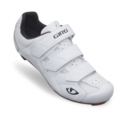 Chaussures Route Giro Shoes TREBLE Blanc