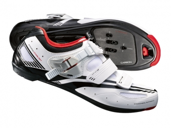 Chaussures Route Shimano R107W Blanc