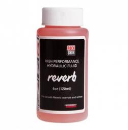 ROCKSHOX Liquide Hydraulique Reverb 120ml