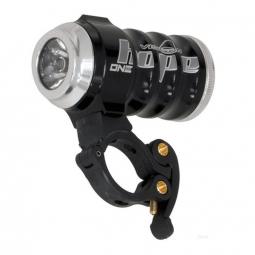 hope lampe vision 1 led chargeur de piles noir