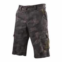 FOX Short DEMO CARGO Noir Camouflage