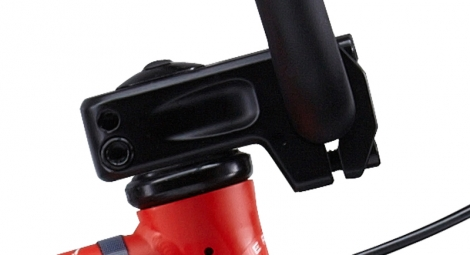 EASTERN BMX BATTERY 2013 Red