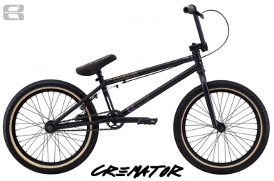 EASTERN 2013 BMX CREAMATOR Black