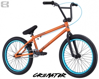 EASTERN 2013 BMX Complet  CREAMATOR Orange