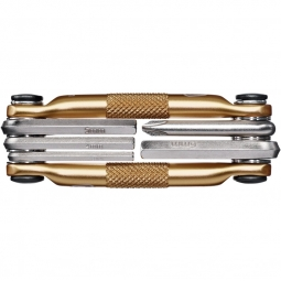 CRANKBROTHERS Multi-Outils 5 fonctions Or