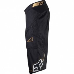 FOX Short DEMO DH Noir Edition ROCKSTAR