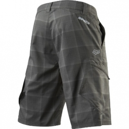 FOX Short long (12'') RANGER CARGO Gris