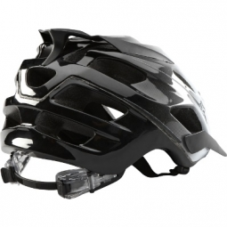 FOX FLUX 2013 Helmet White Black