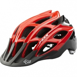 Casco Fox STRIKER 2013 Negro Rojo