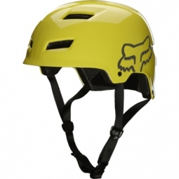 Casco Fox TRANSITION Amarillo